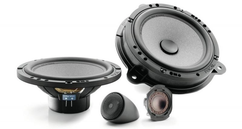 """Des HP """"plug and play"""" pour Renault, Dacia et Smart chez Focal"""