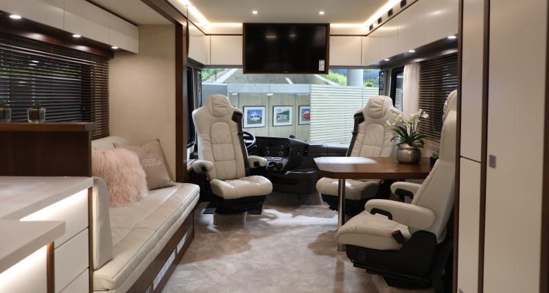 Intérieur de luxe
