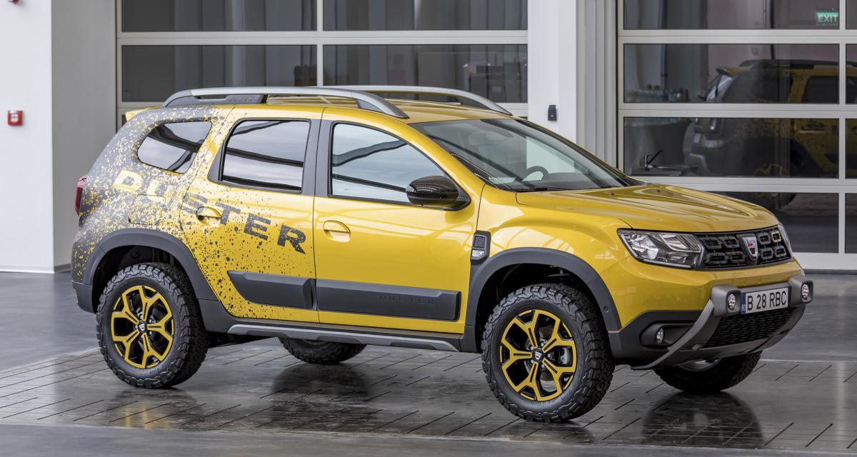 Dacia Duster : une version spéciale extrême et unique