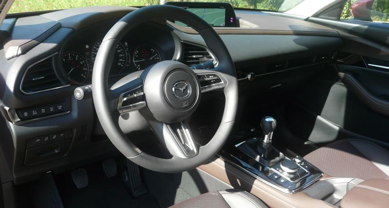 Mazda CX-30 : les photos de notre essai du nouveau SUV japonais