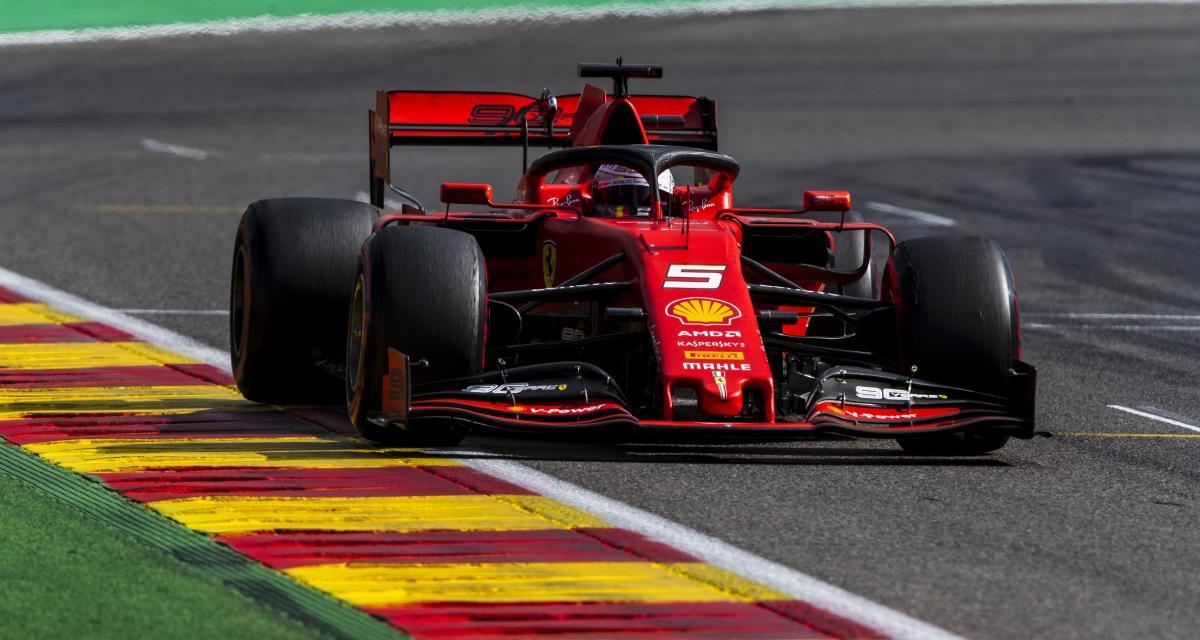 Grand Prix d'Italie de F1 : le programme TV et horaires
