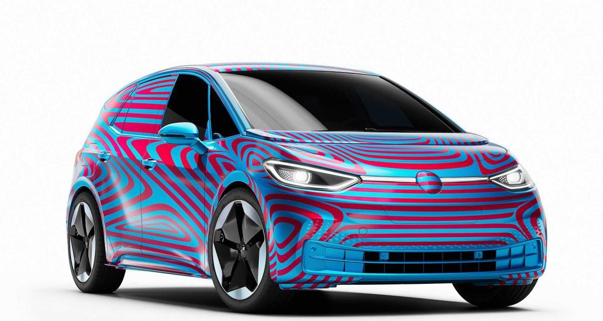 Volkswagen ID.3 électrique : elle a un succès fou, déjà 30 000 pré-commandes
