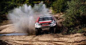 Fernando Alonso en Toyota Hilux : la Pologne avant l'Afrique du Sud