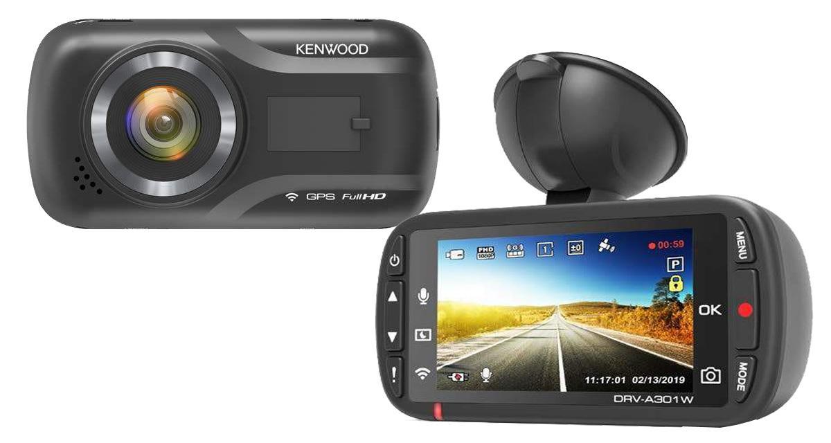 Kenwood USA dévoile une nouvelle dash cam très complète à un prix canon