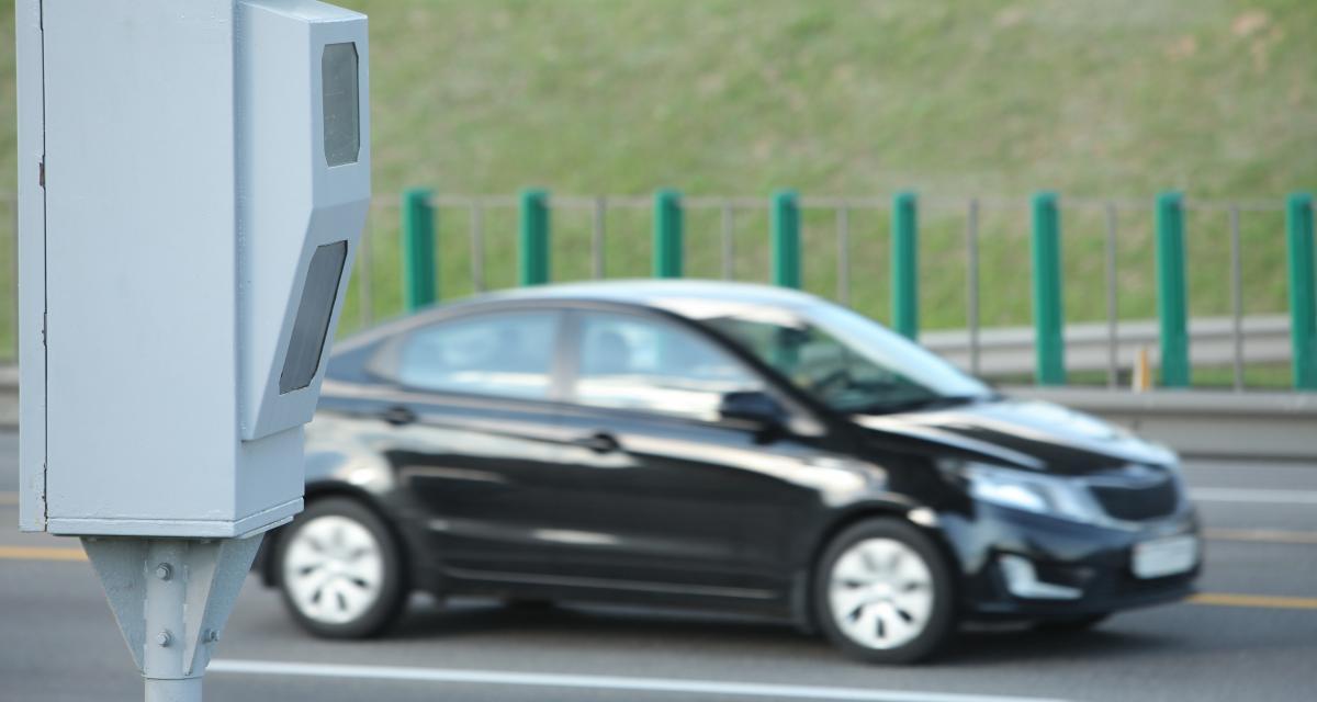 Il roule à 203 km/h au volant de son Audi TT sur une route limitée à 110 km/h