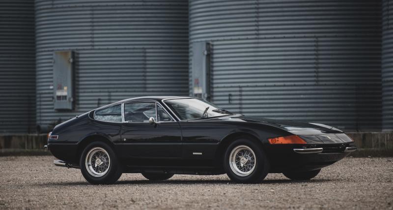 RM Sotheby's : Porsche, Ferrari, Bugatti… six modèles d'exception en vente privée