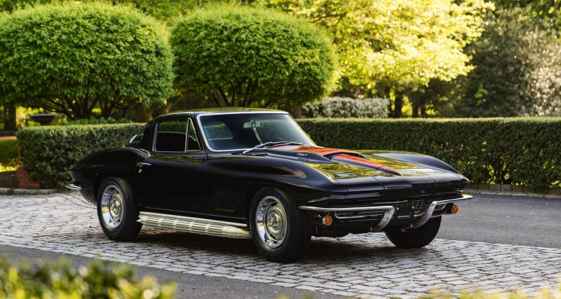 Chevrolet Corvette Stingray L88 Coupé