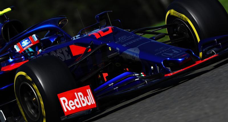 Les essais libres du Grand Prix d'Italie à la télévision