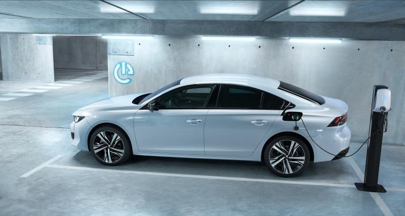 Peugeot 508 hybrid et 508 SW hybrid : autonomie, conso… tous les chiffres enfin dévoilés