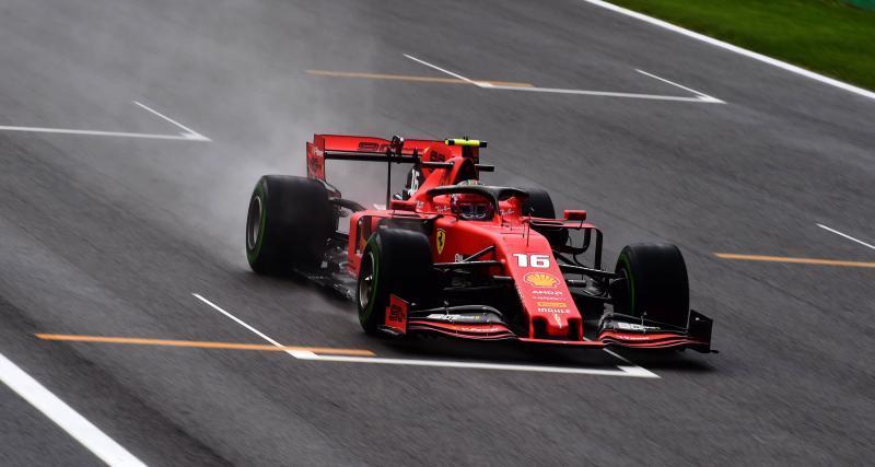 Essais libres du Grand Prix d'Italie de F1 : Charles Leclerc domine la 1ère séance, le résumé vidéo