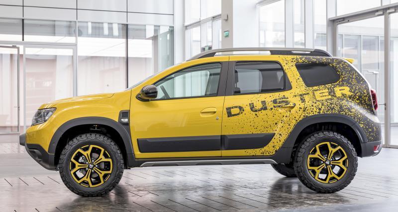 Dacia Duster : la version roumaine extrême en 3 points