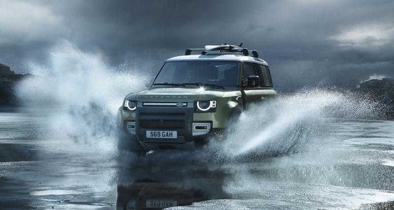 Le Land Rover Defender est de retour !