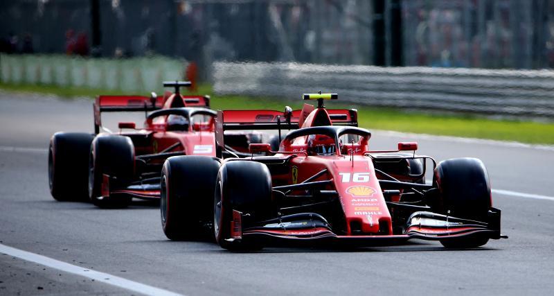 GP d'Italie de F1 en streaming : où voir la course ?