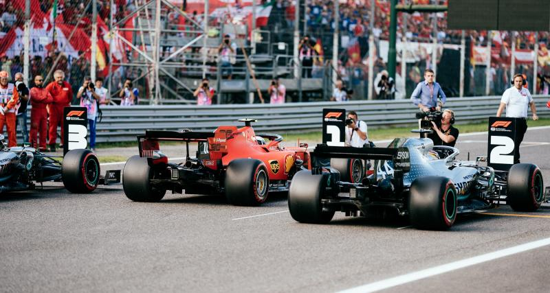 Le Grand Prix d'Italie en streaming