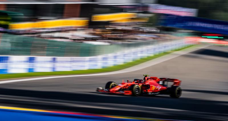 F1 - Grand Prix d'Italie : Victoire de Charles Leclerc devant Bottas, le classement complet