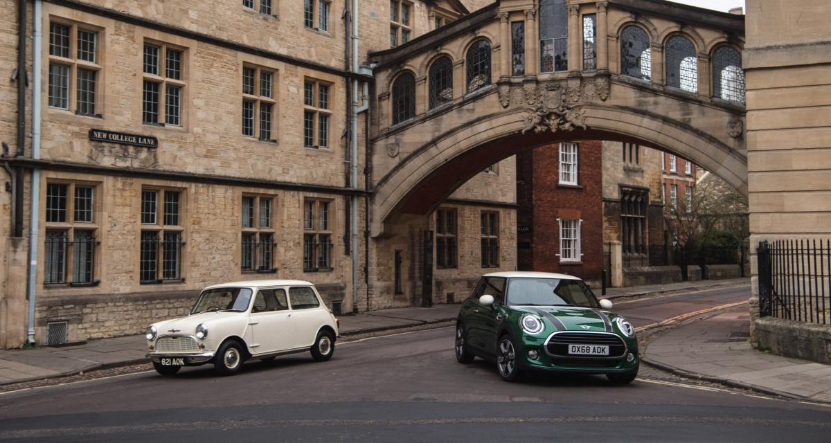 60 ans de la Mini Cooper : retour sur une saga de mini-star