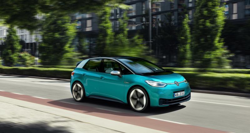 Nouvelle Volkswagen ID.3: toutes les photos et infos officielles de la compacte électrique