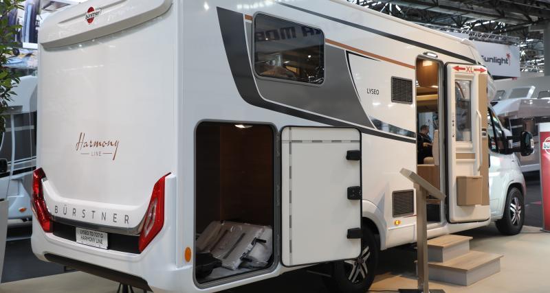 Camping-car classieux