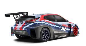 Hyundai Veloster N ETCR : toutes les photos à Francfort de la sportive électrique coréenne