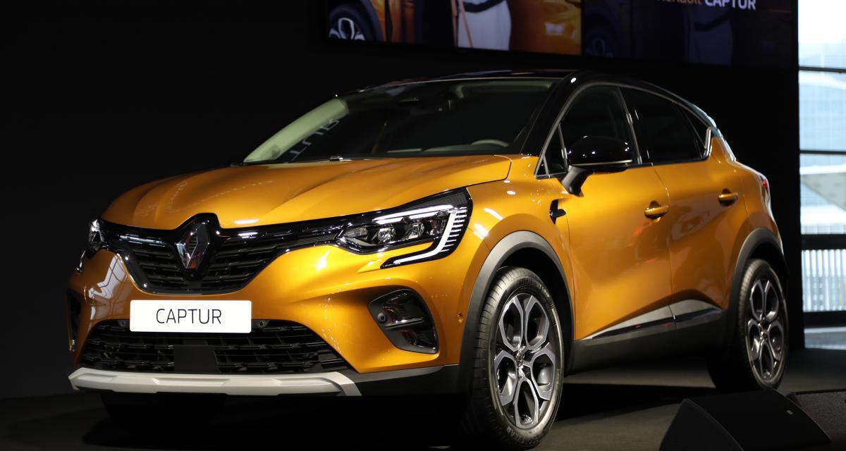 Nouveau Renault Captur II : nos photos et notre vidéo au Salon de Francfort