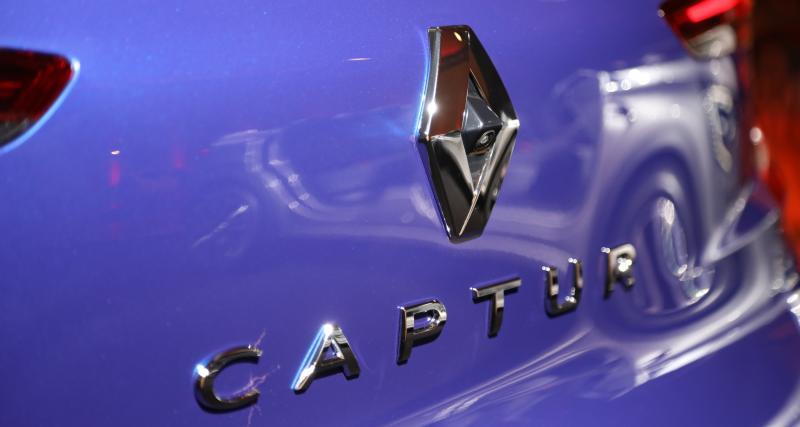 Nouveau Renault Captur en vidéo au Salon de Francfort