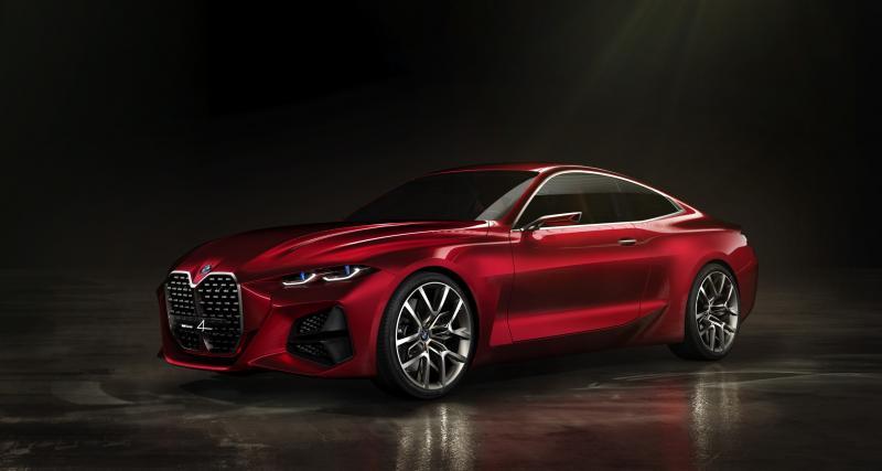 BMW Concept 4 : ce qu'il faut retenir de la future Série 4