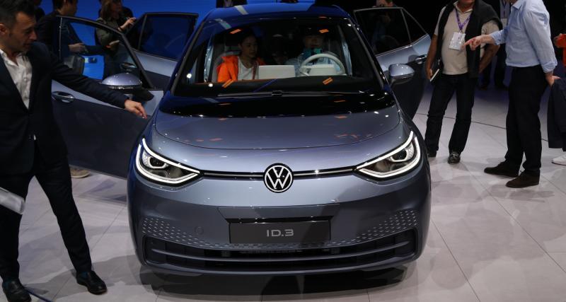 Porsche Taycan, Volkswagen ID.3, Lamborghini Sian… les modèles à ne pas manquer sur le salon de Francfort 2019