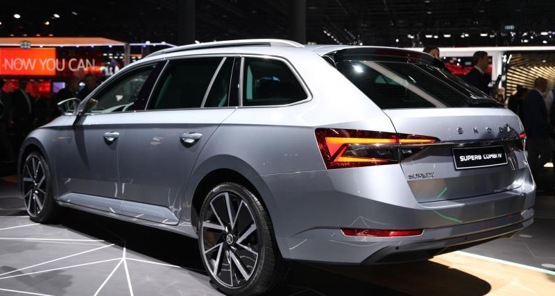 Affiliation au groupe Volkswagen