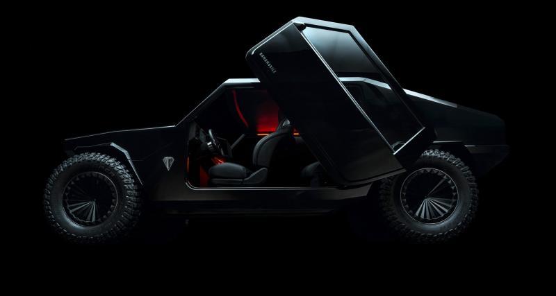 Ramsmobile RM-X2 : 1000 chevaux et une chicha au Salon de Francfort