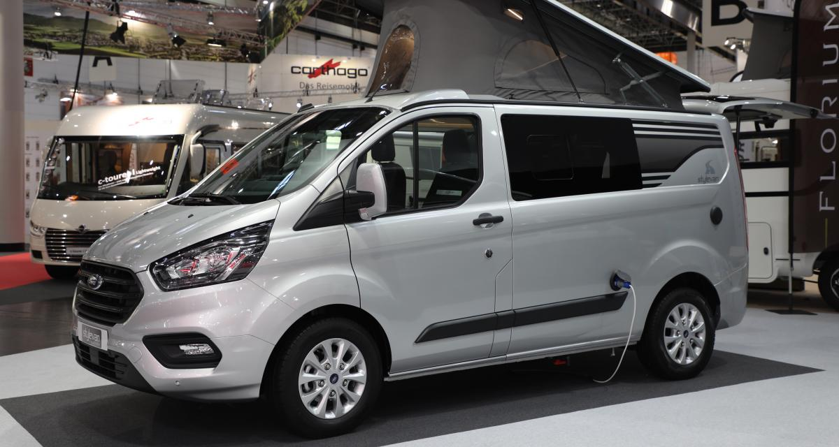 Camping-car : Stylevan Auckland, le Ford Transit Custom qui trace la route