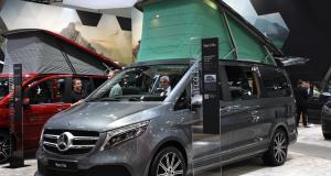 Camping-car Mercedes Marco Polo ArtVenture : le van premium pour un road-trip au long cours
