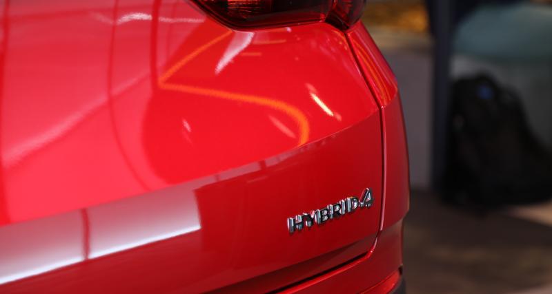 Opel Grandland X Hybrid4 en résumé