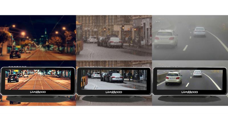 Ajouter facilement la vision nocturne à un prix attractif sur sa voiture avec Lanmodo
