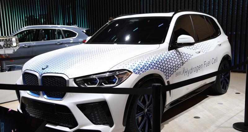 BMW iHydrogen Next : la question de l'hydrogène chez BMW en 3 points