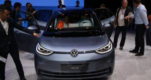 Volkswagen ID.3 : la voiture électrique du peuple en 4 points