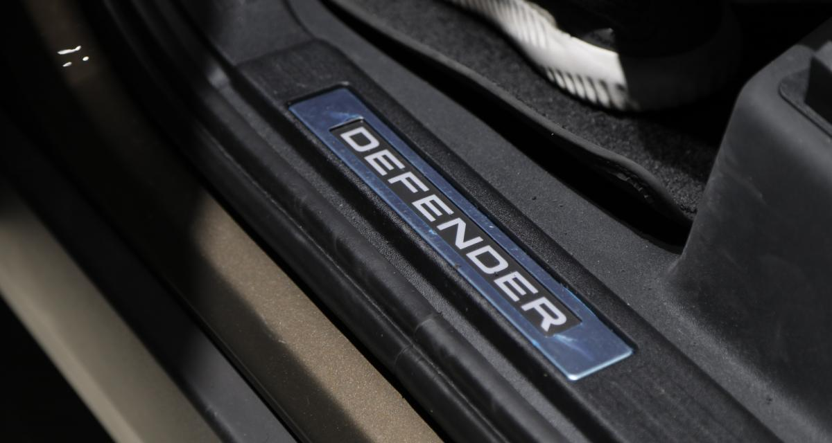 Le nouveau Land Rover Defender en 4 points