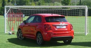 Essai du Fiat 500X Sport : l'italien muscle son jeu