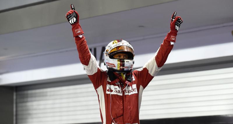 Le palmarès du Grand Prix de Singapour de 2008 à 2018