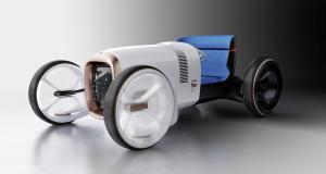 Vision Mercedes Simplex : un concept-car inédit entre histoire et futur