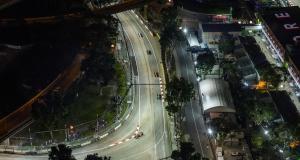 Grand Prix de Singapour de F1 : chaînes TV et horaires