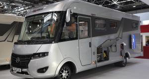 Camping-car Frankia 7900 GD Platin : la carte gold du véhicule de loisirs