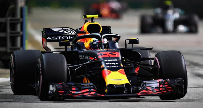 Programme du Grand Prix de Singapour 2019 de F1
