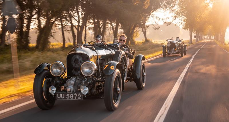 Bentley Team Blower de 1929 : renaissance d'un mythe