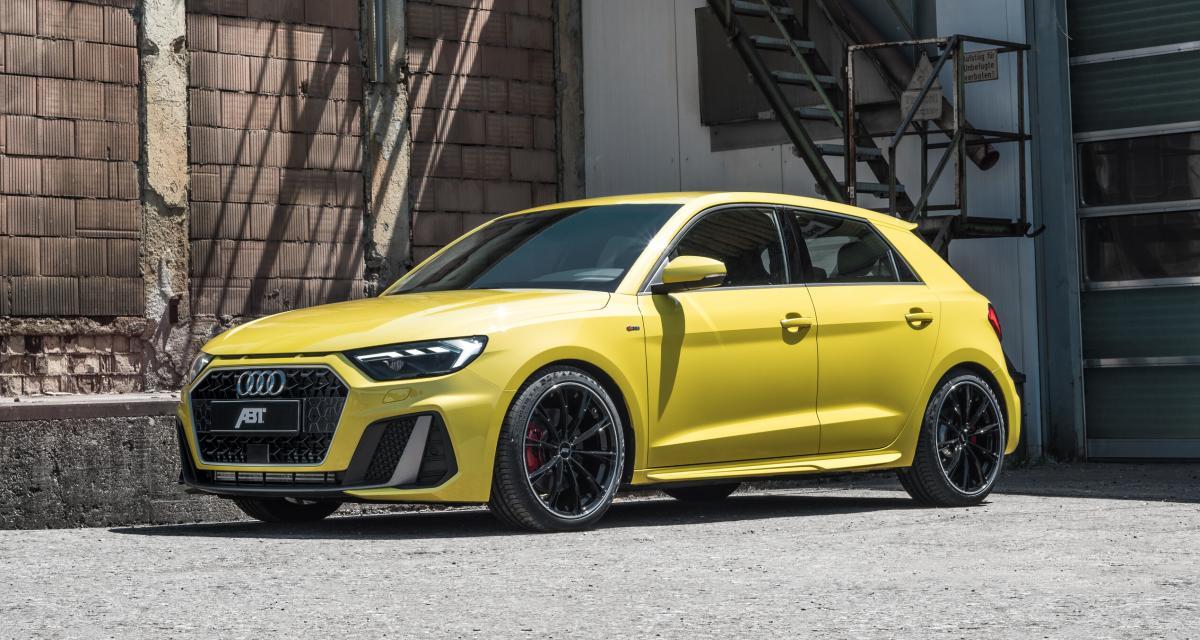 Audi A1 40 TFSI par ABT : la demi-soeur cachée de l'Audi S1