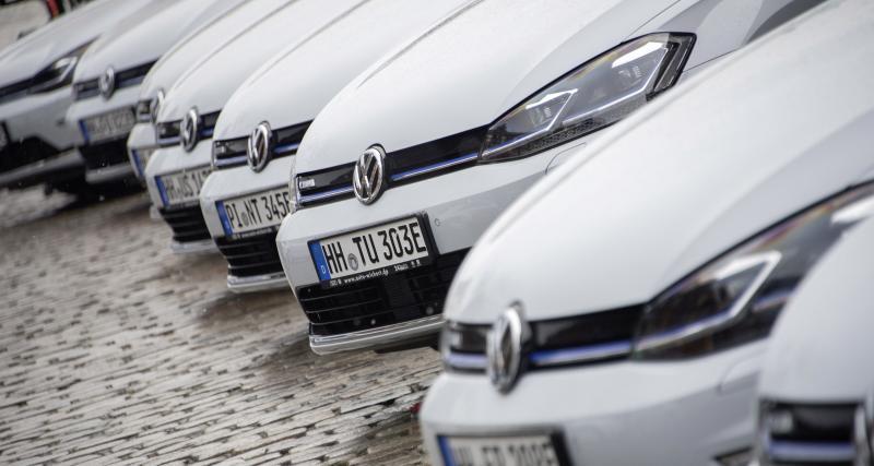 Volkswagen e-Golf : une remise de plus de 8 000 € avant sa disparition