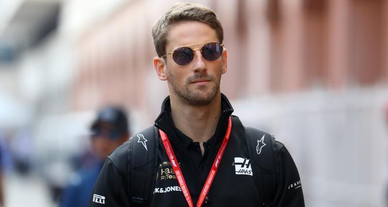 Formule 1 : Grosjean prolonge l'aventure chez Haas en 2020