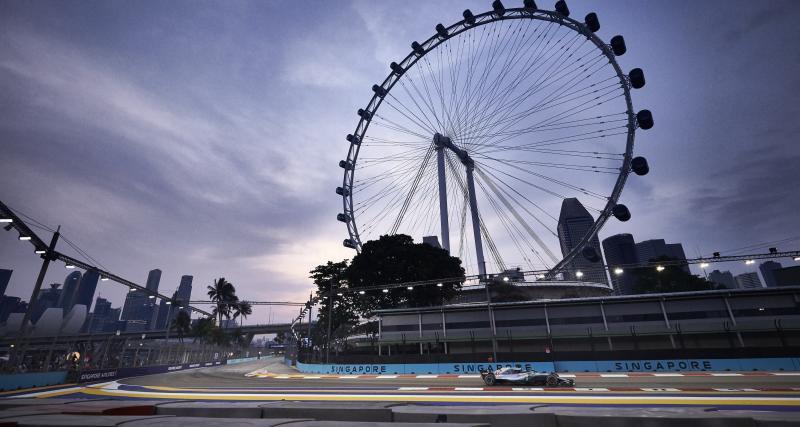 Essais libres du Grand Prix de Singapour de F1 : à quelle heure et sur quelle chaîne TV ?