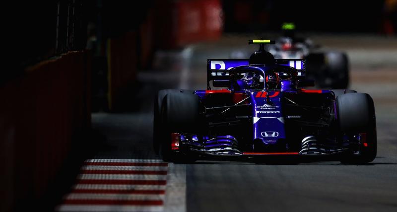 Essais libres du Grand Prix de Singapour de F1 en streaming : où les voir ?