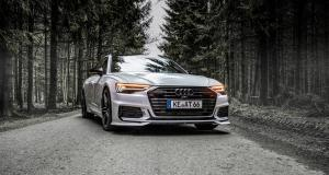 ABT prépare le V6 d'un trio gagnant : Audi A6, A7 et Q8 55 TFSI