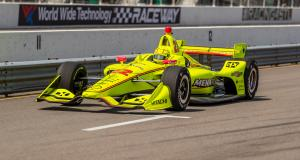 IndyCar - Laguna Seca : Simon Pagenaud vers un second titre ?